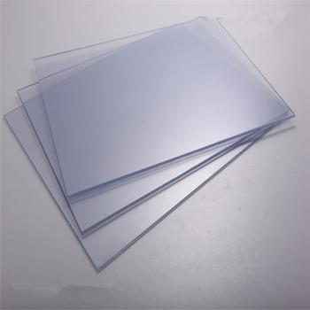 High Definition Colored Rigid Plastic Pvc Transparent