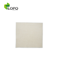 Factory Wholesale Customized Sublimation Blanks Linen Coaster