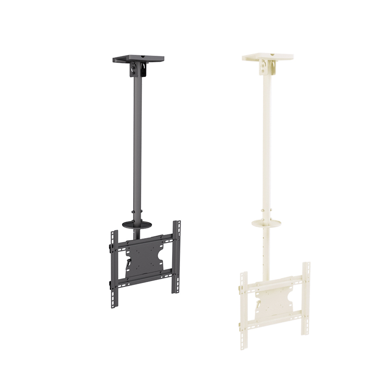 Up And Down Swing Arm Ceiling Mount TV Fold Down
