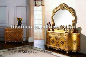Credenza Sala Da Pranzo : Vendita calda classici di lusso sala da pranzo credenza buffet&