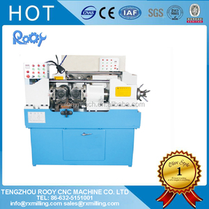 Z28-200 hydraulic bolt making machine ,cooling power thread rolling machine Widely used Screw Rolling Machinery