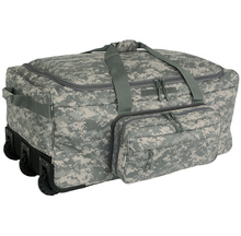 Military Wheeled Deployment Bag Army Duffle Bag