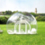 Inflatable transparent camping bubble tent