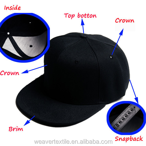 Design Your Own Funny Flat Brim Caps And <strong>Hats</strong> / Custom Flexfit Snapback Cap Snapback