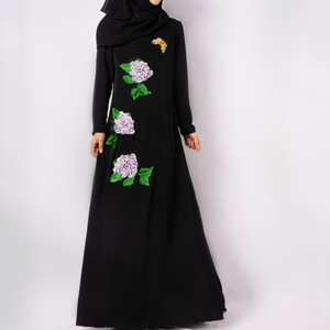 beautiful in colors abaya india wholesale