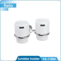 FARLO Bathroom wall mounted cup holder