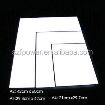 El Paper Backlight A0 A1 A2 A3 A4 A5 A6 For Party - Buy El Paper ...