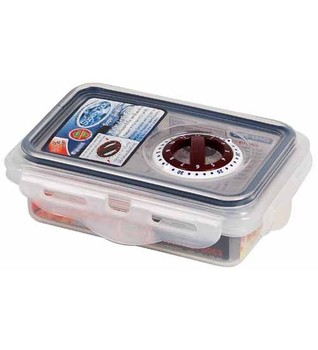 Super Lock Date Reminder Plastic Food Storage Container With Date Indicator  #6053000MCB0100