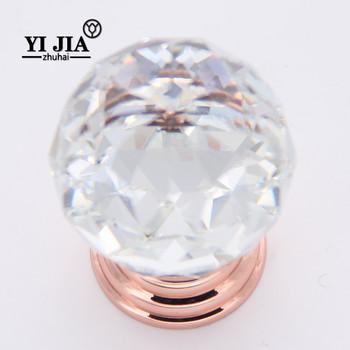 Mobilier De Chambre Rose Or Finition Bronze Diamant Poignées ...