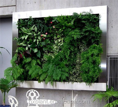 Artificial pared pared de hierba hogar y jard n for Hierba artificial jardin