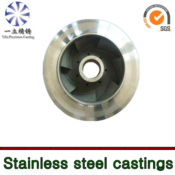 Stainless steel castings used for yanmar inboard diesel engine