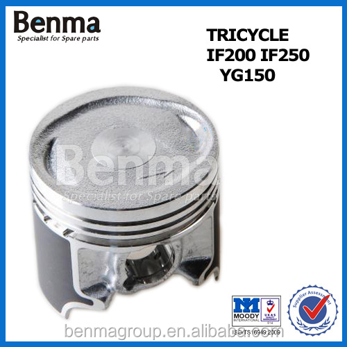 Hot Sell Best YG150 Motorcycle Parts!! YG150 Piston Kit, Good Quality Piston Kit for Best YG150,