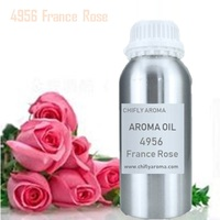 France Rose Perfume Fragrance Oil Aroma Essential Oil for Scent Air Machine Hotel Natural Aroma Oil