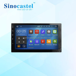 7 inch full touch screen universal android 4.0 car radio 2-din android gps