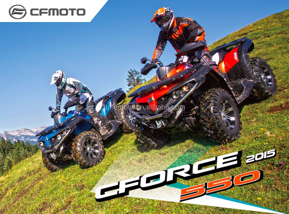 2016 CFMOTO 500cc ATV quad bike, CFORCE 550
