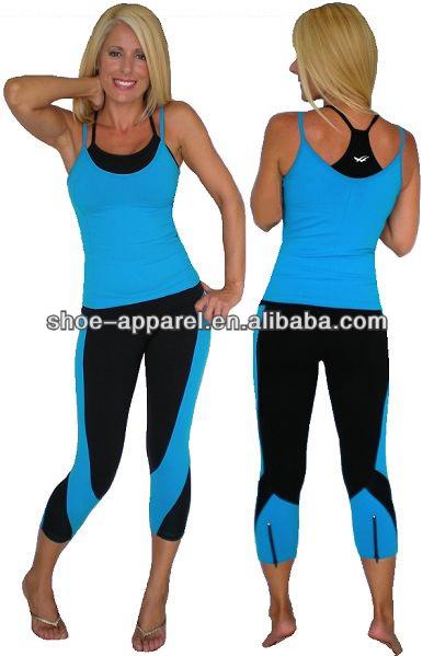 Sexy gym apparel