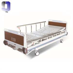 JQ-FB-2 Cheap Nursing Care Bed manual medical bed two-function used Hospital Beds