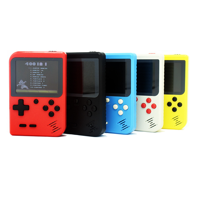 Free Shipping for Kids Best Gift  Classic Handheld Game Console Game Player
