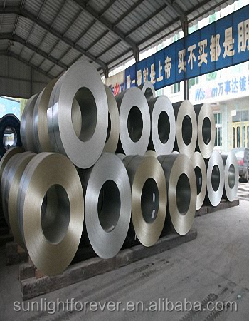 China factory price standard size hot cold rolled galvanised coil steel hot dipped prepainted galvanized steel coil