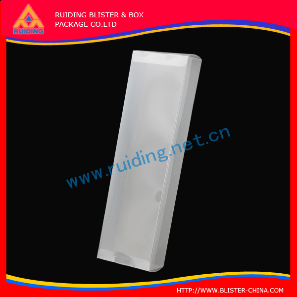 manufacturer customer design clear folks packaging box Tableware package