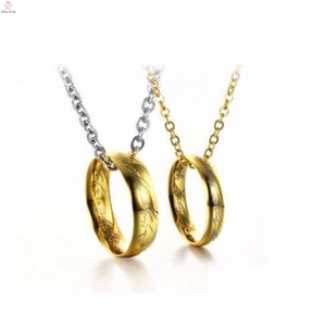 Wholesale gold engravable pendants jewelry for engraving