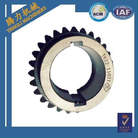 Precision China Small Micro Steel Differential Bevel <strong>Gear</strong>