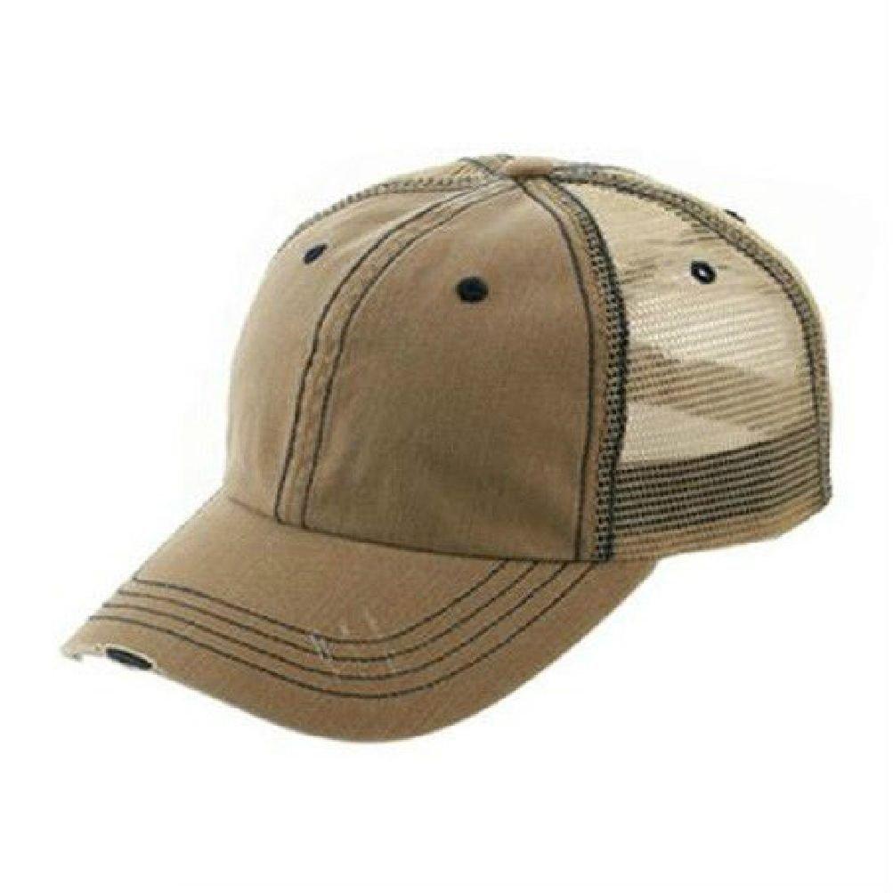 432352799 Buy New Vintage Mesh Trucker Hat Distressed 6 Panel Baseball Cap ...