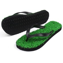Customized Personalizd flipflop EVA Beach Slipper