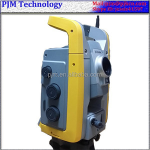 VARIOUS TYPES OF TOTAL STATION MEASURING SURVEY EQUIPMENT