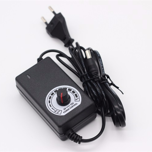 AC 100-240V DC 3-12V 2A EU Adjustable Power <strong>Adapter</strong> for led product or cctv Laptop Pmedical equipment