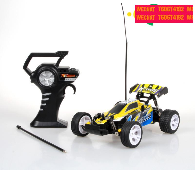New 4 Channels Dirt Bike 1:22 Rc Cars Children Toy For ...