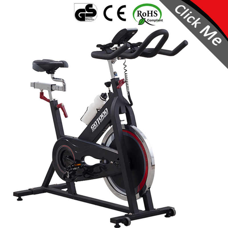 18 kg volante 3 unid manivela spin bike juego gym equipment
