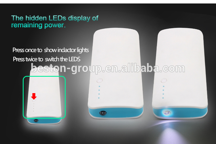 18650 battery charger rohs power bank charger 2100mah dual usb charger power bank