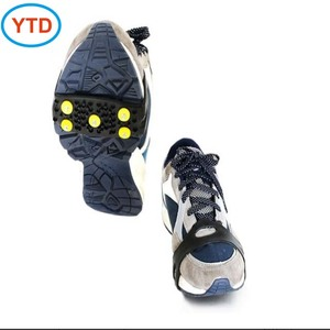 Wholesale Antiskid Ice Shoe Cover for lady