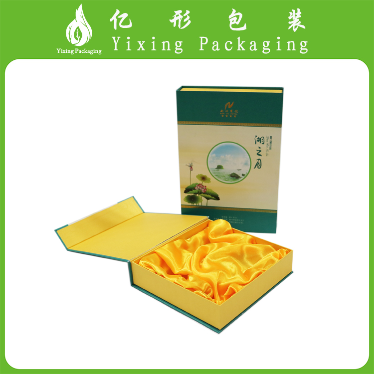 Deluxe colorful Tea Box Recycled Paper Packing Cardboard Boxes Wholesale