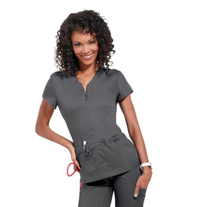 Spandex medical scrubs nursing dental uniform