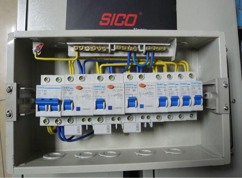 Mcb Distribution Box Mcb Box Solar Panel Buy Mcb