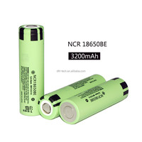 NCR 18650BE 3200mAh rechargeable battery Flat top original battery