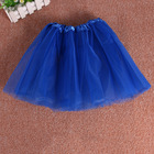 2018 yiwu factory accept oem odm wholesale high quality girls tutu skirt