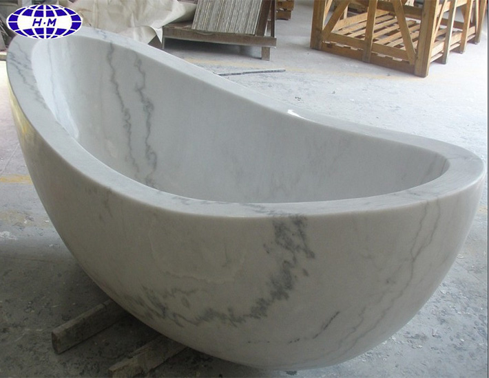 Awesome China Carrara Guangxi White Marble Bathtub 150cm Price   Buy Marble Bathtub  Price,White Marble Bathtub,White Bathtub 150cm Product On Alibaba.com