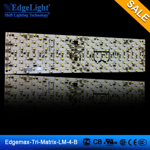 edgelight led module frame Tri-Matrix-LM-4-B