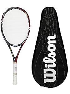 Wilson Khamsin Five 98 BLX Tennis Racket & Cover L3