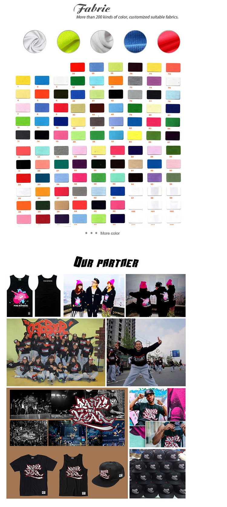 Clothing Manufacturer Wholesale Custom T Shirt Printing