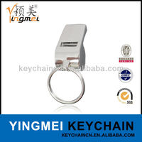 Y02614 Wholesale metal whistle keychain finder