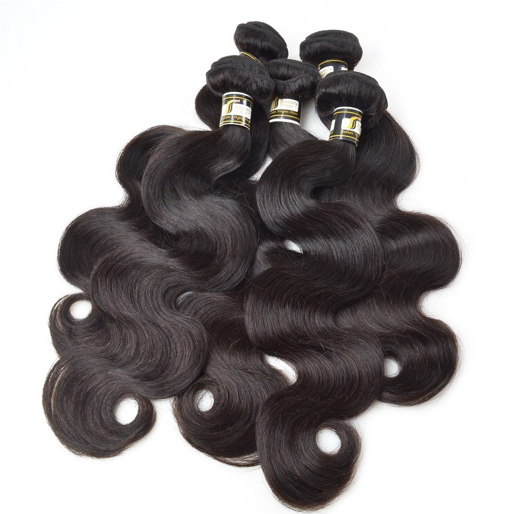 Unprocessed 5a no shedding natural india ideal hair arts,comb black hair color for men and women