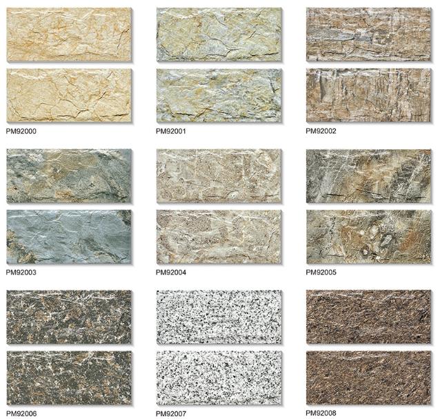 Heet verkoop huis exterieur wandtegels ontwerp buitenmuur tegels tegels product id 60329243452 - Baldosas exterior baratas ...