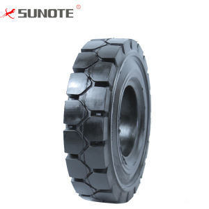 Made In China Forklift Spare Parts Solid Tyre