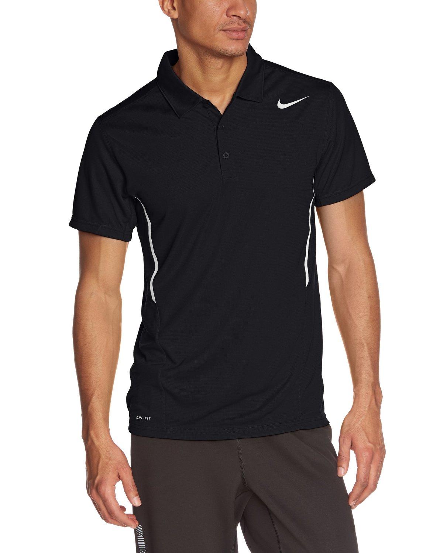 bc5723473 Get Quotations · NIKE Power UV Men s Tennis Polo Shirt
