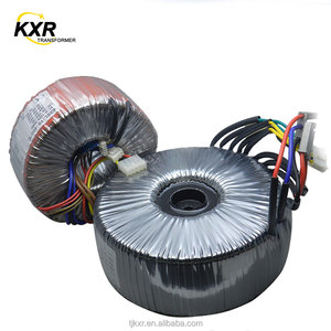 Toroidal Power Transformer Audio, 220V 230V 12V Transformer 50W 100W 250W 300VA 300W 600W 2KVA price With CE ROHS