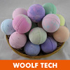 Natural colorful Fizzy Bath Bomb with essential oils good for spa